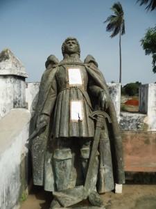 Nino Tristao, 1er navigateur portugais sur les côte de la Guinée Bissau